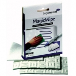 Pak van 2 MAGIC WIPE LEGAMASTER