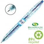 Roller PILOT BOTTLE B2P GEL - medium - blauw