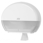 Toiletpapierdispenser TORK JUMBO MINI ROLL - wit