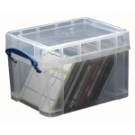 Transparante opbergdoos REALLY USEFULL BOXES - 3 liter
